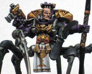 Sarpedon Bebedores Almas Soul Drinkers Warhammer 40k Wikihammer