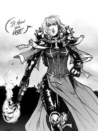 Sororita hermana de batalla 060