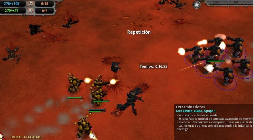 46 Los traidores encuentran un rival temible en los Exterminadores...