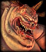 Gran inmundicia, avatar
