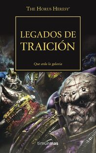 Novela herejia legados de traicion