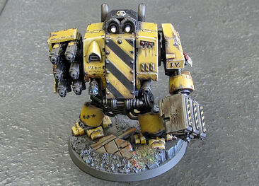 Dreadnought Puños imperiales