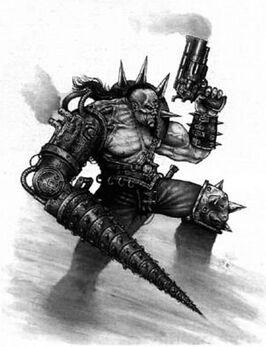 Gladiadores de Pozo Necromunda Warhammer 40k Wikihammer