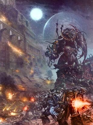 Doombred Cruzada Negra Demonios del Caos