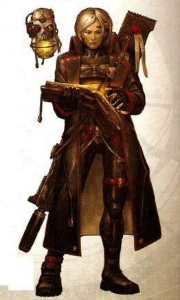 Inquisicion agente inquisitorial