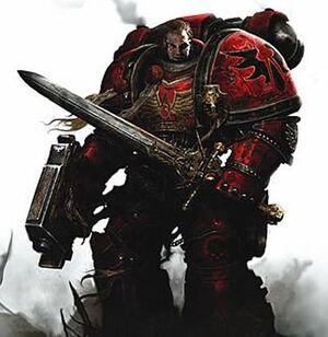 Rafen Angel sangriento Warhammer 40k wikihammer