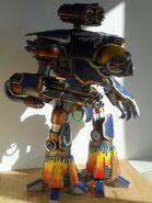 Titan Reaver 12 Acabado 08 Escenografia Wikihammer