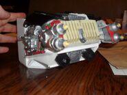 Titan Reaver 3 Torso 6 Ensamblaje Trasero