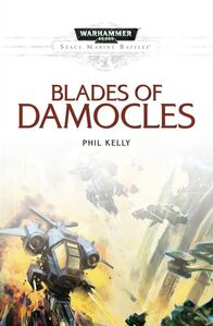 Novela Blades of Damocles