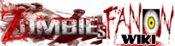 Wiki Zombies Fanon Wikihammer logo banner