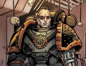 Caos guerreros de hierro Rendix