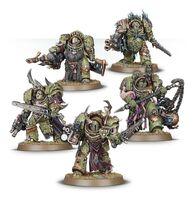 Exterminadores Dominaplagas Guardia de la Muerte Caos 8ª Edición miniaturas