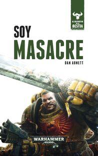 Novela despertar de la bestia soy masacre
