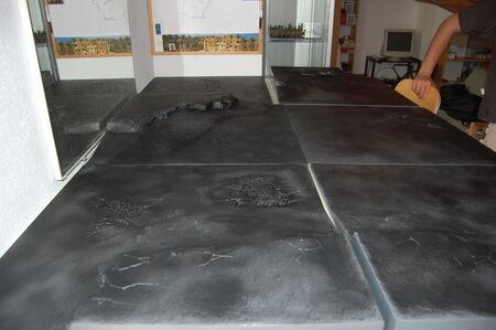 Pintura tablero modular 02