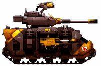 Escorpiones Rojos Predator Destructor Marines Espaciales Astartes Wikihammer