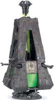 Monolito del Juicio Final Arrasador Gauss Armamento Necron Wikihammer