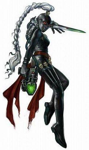 Asesina Callidus wikihammer