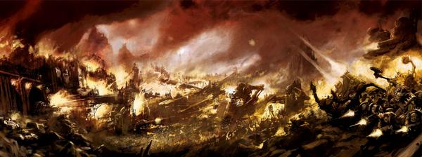 Orkos Waaagh! Armageddon