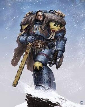 Ragnar en Fenris