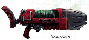 Arma Rifle de plasma wikihammer