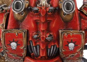 Masacre Carmesí símbolo