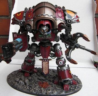 Questoris Knight Styrix 2