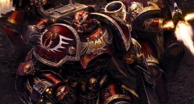 Resultado de imagen de warhammer 40000 angeles sangrientos