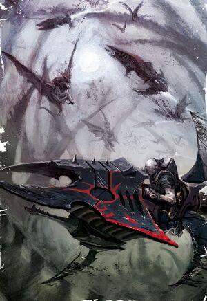Guadañas de los Eldars Oscuros