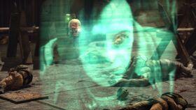 Holografico mensaje drogan