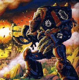 Marine man hierro dreadnought