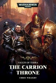 Novela The Carrion Throne