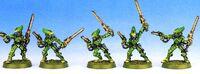 Escorpiones Asesinos Eldars 2ª Edición Miniaturas
