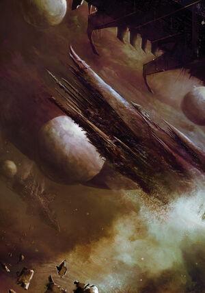 RakGol Aplastador Batalla Naval Wikihammer
