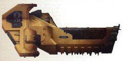 Vehiculos ariete de asalto caestus puños imperiales 02