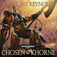 Audiodrama chosen-of-khorne