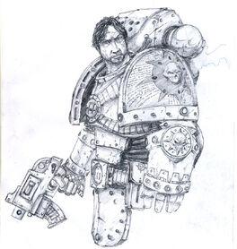 Guardia de la muerte Solun Decius (7º Capitulo)