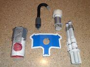 Titan Reaver 9 Destructor Laser 10 Piezas Listas