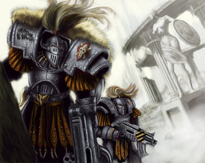 Exterminadores Guardia del Lobo