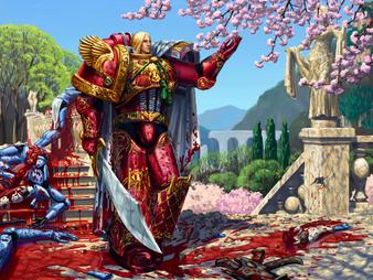 Primarca Fulgrim de los Hijos del Emperador wikihammer 40k