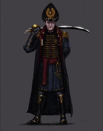 Comisario Guardia Imperial