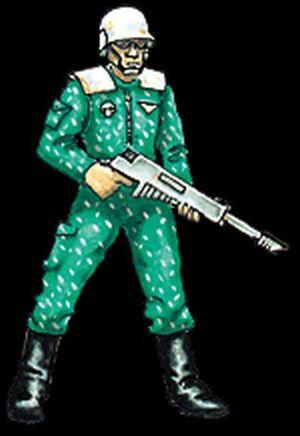 Escuadrones Forzosos de Jopall Guardia Imperial