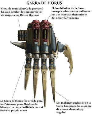 Garra de Horus