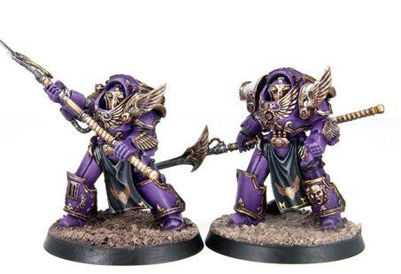 Guardia Fénix Hijos Emperador PreHerejía Forge World wikihammer