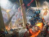 Invasión de Tsadrekha