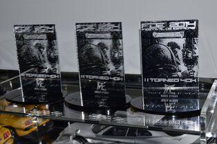 Premios Festival de Espadas Wikihammer