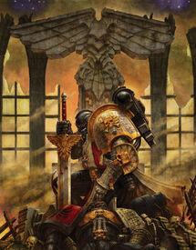 Guardianes de la Muerte Emperador Protege Angel Sangriento Juramento de Venganza Reposo de los Caidos Ordo Xenos Wikihammer