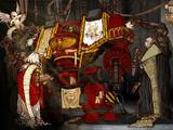 Regulus Melion, Dreadnought (No Oficial)