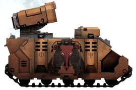 Minotaurs Whirlwind Mobile Spt. Vehicle