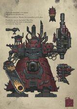Orkos pizoteador esquema