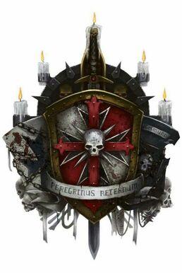 Simbolo templarios negros escudo